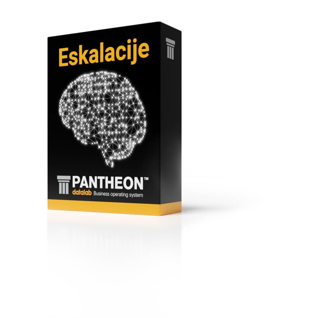 DataLab PANTHEON - Eskalacije