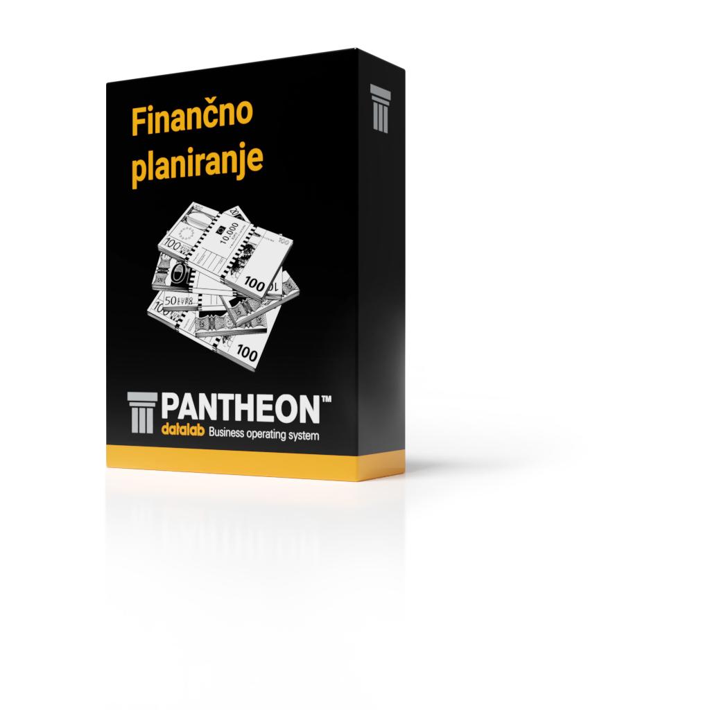 DataLab PANTHEON - Finančno planiranje