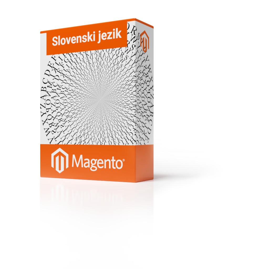 Magento 1 - Slovenski jezik