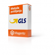 Magento 2 - Metoda pošiljanja GLS Hrvaška