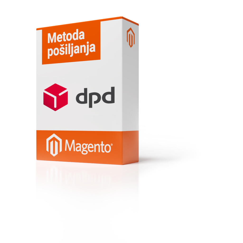 Magento 1 - Shipping method DPD