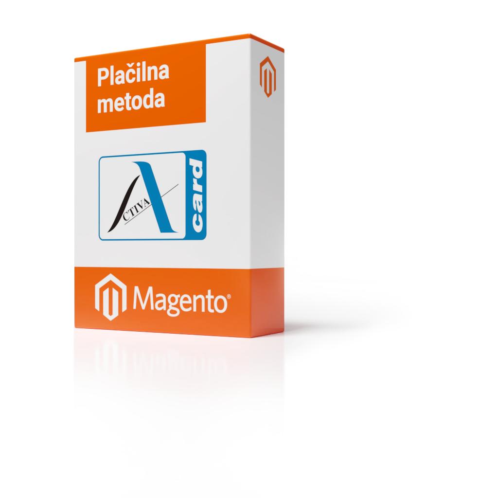 Magento 1 - Payment method Activa 3D