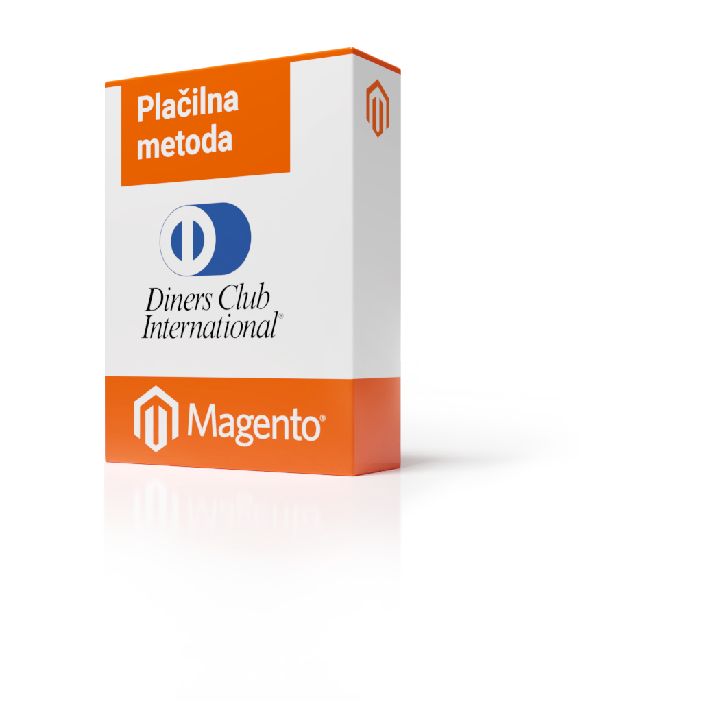 Magento 2 - Payment mehod Diners